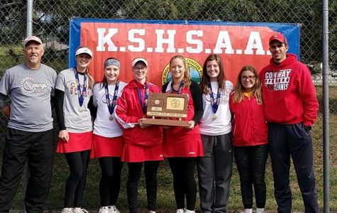 Cardinals bring home another state plaque