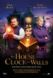 "The  Mysteries of ""The House With a Clock in its Walls"""