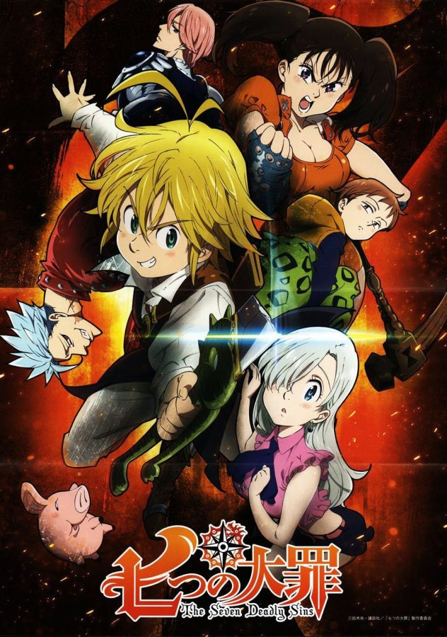 """The Seven Deadly Sins"" is a good watch"