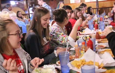 Spanish classes attend first field trip opportunity