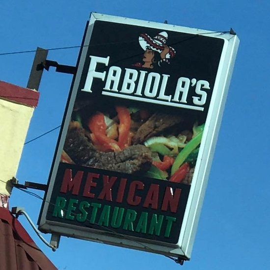 Fabiola's is Fabulous