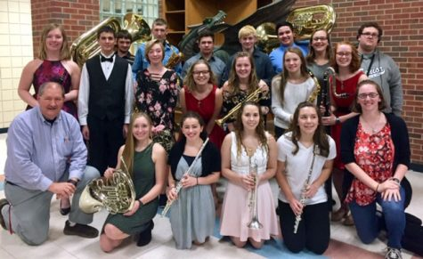 Music Department raises money for Florida