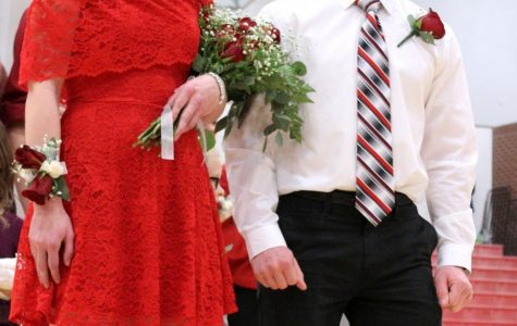Students celebrate winter homecoming