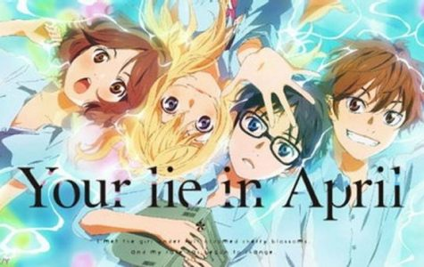 """Your Lie in April"": A high school drama"