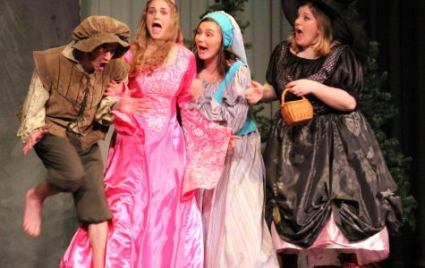 CSHS Drama department puts on spring play