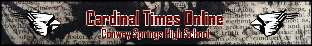 The Student News Site of Conway Springs High School