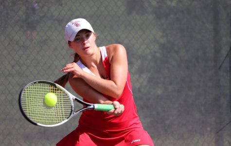 Lady Cardinals compete at Emporia