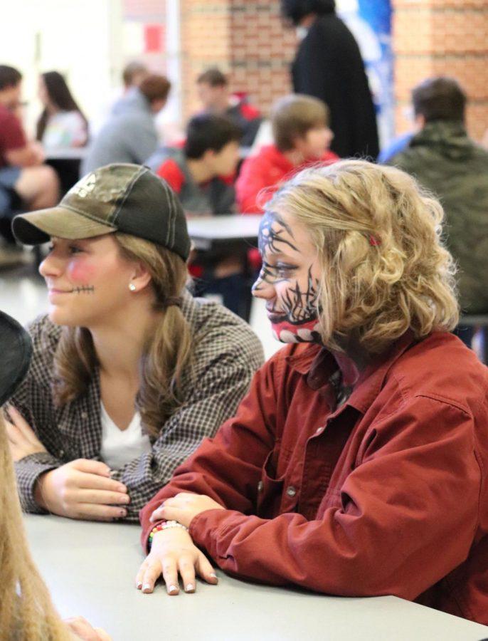 Spooky season swings into CSHS
