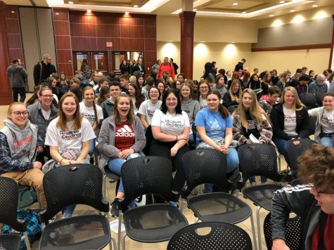 "On Feb. 19, CSHS took student journalists to compete in Regional KSPA. Depending on the results, these 13 students have the opportunity to continue to State if they place or receive honorable mention. ""I recommend it 100%,"" senior Jayden Stanley said. ""You get a break from school and it gives you more experience with writing."""