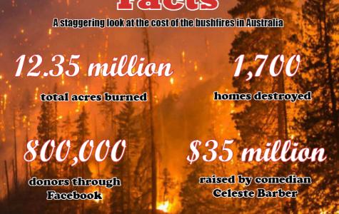 Australia Wildfire Facts