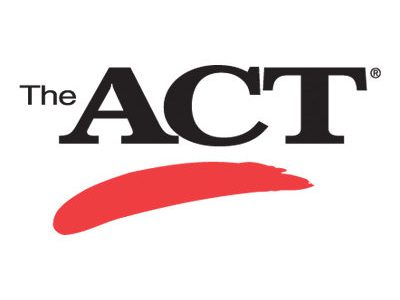This is one of the many logos for the ACT. A non-profit organization that administers a test of the same name.