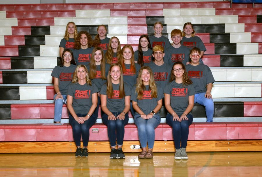 2020/2021 Student Council